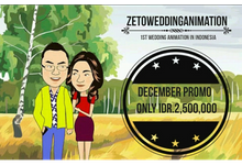 Promo December by Zeto Wedding Animation
