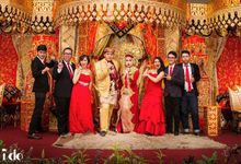 Rudy & Via Wedding Day by I-Do Photoworks