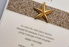 Danielle Behar Designs Invitationer by Danielle Behar Designs