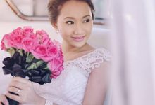Jeanalyn by Thea Dionisio Make Up Artistry