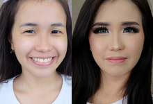 Mariska by chingching makeupart