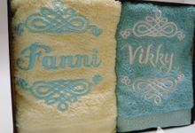 Ecru For Vikky & Fanni by My Towel