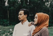 Prewedding M. Asraf & Lisari by Taimless