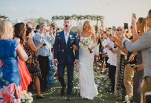 Luke & Elise by Bali Exclusive Wedding