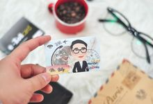 Pea Money or e-Toll card by Peapepo