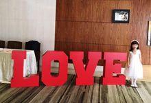 LOVE at Amara Sanctuary Sentosa by Pedestalworks