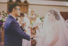 Holy Matrimony of Alit & Clara by K Organizer