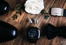 The Details Of #AWloveyou by Phantasia Organizer