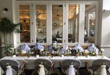 Mrs Rima Bridal Shower by Blue Jasmine Restaurant