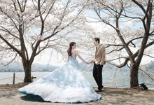 Prewedding of Yonathan and Jessica by NICOLEBOENAWAN