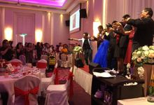 Machap Baru Wedding Live Band and Emcee by MEB Entertainments