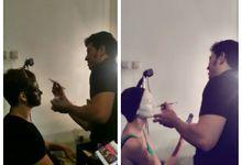 BEHIND THE SCENE 1 by Dendy Oktariady Make Up Artist