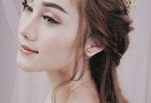 Hairdo prewedd and presweet by Kimnnae