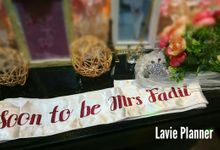 Bridal shower by Lavie Planner
