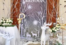 White Christmas  by Pepper Suite Events