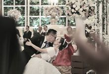 John & Karina by PRIVATE WEDDING ORGANIZER