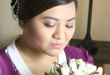 My Brides by D' Lady behind the Scene Make Up Artistry