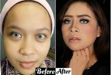 Ayu Wedding by Make Up by Lala