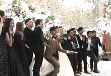 [Jakarta] Vicky & Venita Wedding Day at GMK by Matthew Entertainment