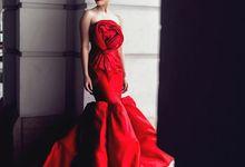 Scarlet for JFW 2017 by Felita Wirawan Studio