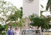 Various weddings/debut by Allan del Rosario Photography