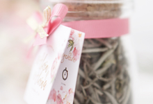 SPECIAL FAVORS - TEA IN JAR by Perpetuity_Indonesia