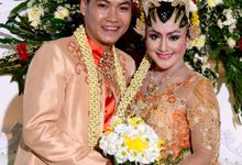 All about pre wedding and wedding by Inovasi Art Photography