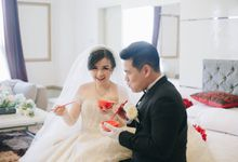 Wedding Day Ricky & Lisa by Lucent Pictures