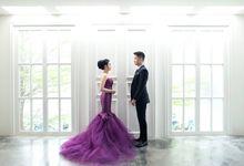 Indoor Prewedding of Nataria Monica by iLook ( Makeup & Couture )
