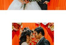 The Wedding Of Kinantan & Anastascya by Honey Wedding & Event Bali
