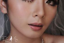 Makeup wedding for Ms Jennifer by Rere Hou Make-Up Art