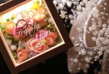 William & Shierly Wedding by Roopa