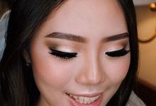 Makeup wedding for Ms Allisha by Rere Hou Make-Up Art