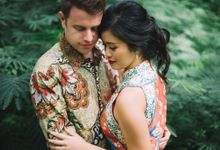 Patrisia & Marc Prewedding at Bali by Warna Project