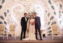 Wedding Reception of Hendrik & Debby by DJ Perpi