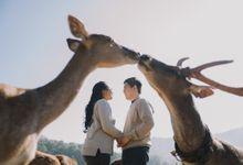 Prewedding at Ranca Upas with Feli & Eka by Warna Project
