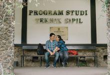 Photosession with Feli & Eka at ITB Bandung by Warna Project