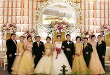 Felix & Pamela Wedding by LeVerie Entertainment