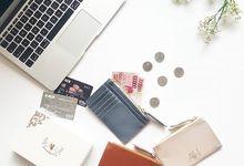 Card & Coin Holder by Le'kado