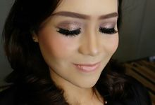Ayu Wedding by Make Up by Lala
