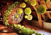Wedding Decoration by Bali Event Styling