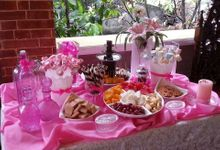 Dessert Tables by Cakes and Memories Bakeshop