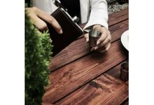 Personalizing Groomsmen Gifts by Flask Indonesia