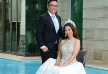 Pre-Wedding Photo-shooting Packages by L'umiére Weddings Singapore