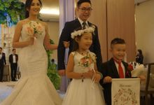 Tommy Shemy Wedding by Buttercup Decoration