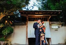 Best of Japan roadtrips- preweddings spring and winter by John15 Photography