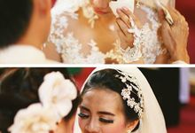 Andhika & Rachel Holy Matrimony by Ardela Creative Design