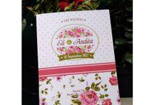 Undangan Soft Cover by Percetakan RizuArt