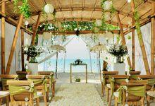 Bamboo Pavilion Wedding by Belmond Jimbaran Puri