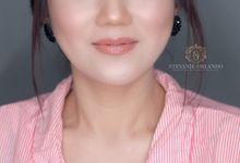Flawless Photoshoot Makeup for Ms. Aurel by StevOrlando.makeup